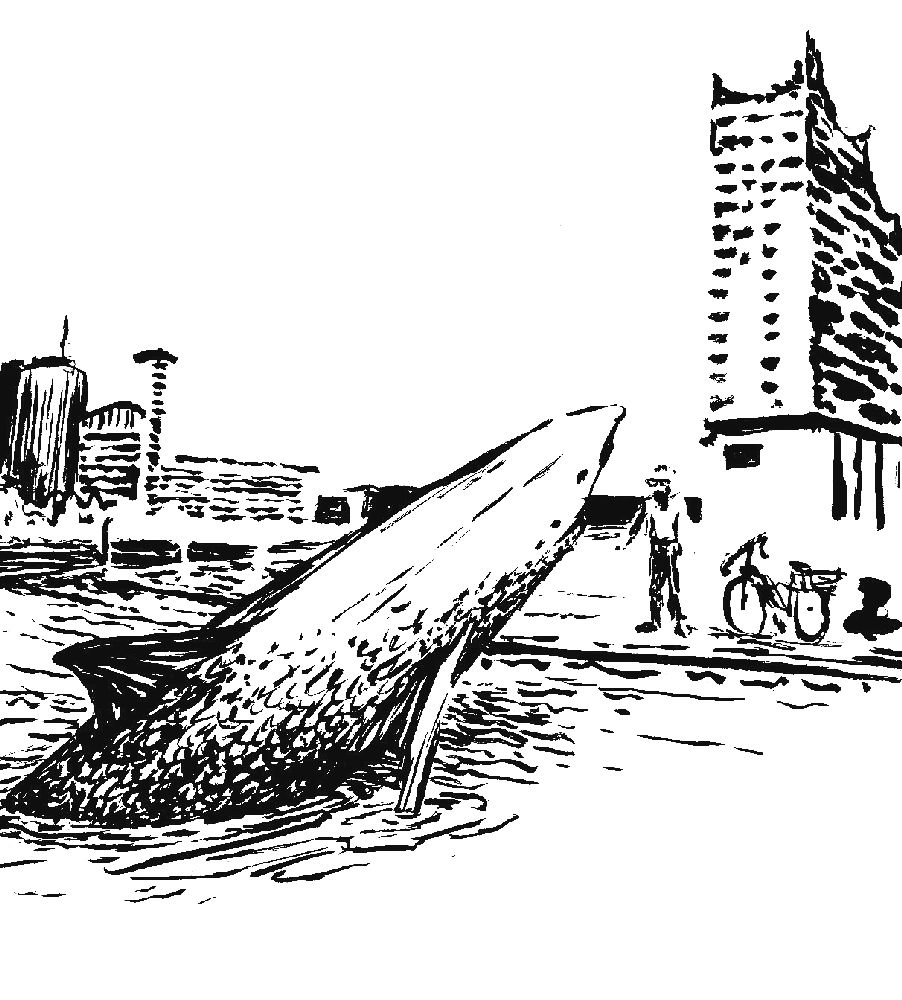 Elbphilharmonie, Butt, Fischer und seine Frau