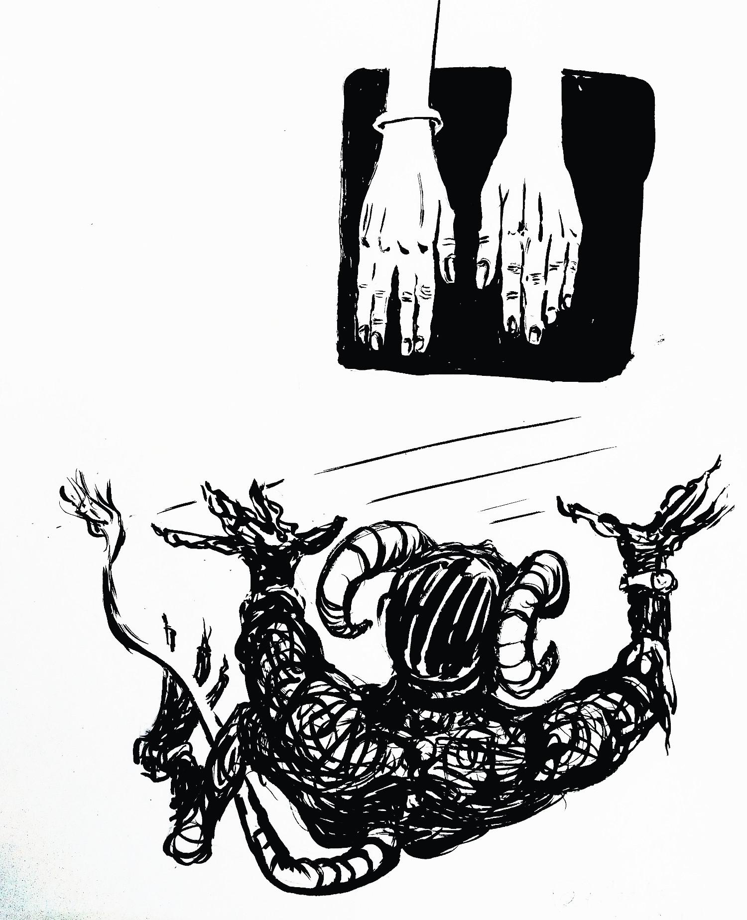 Das Maedchen ohne Haende