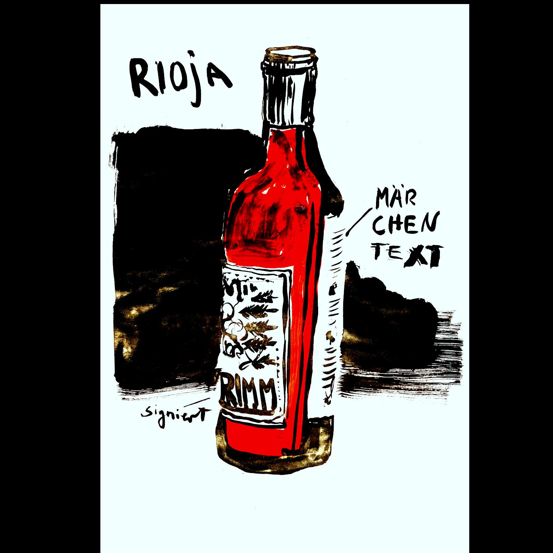 Märchen Wein Rioja