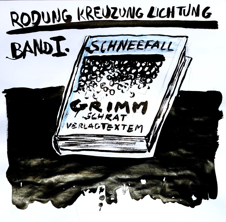 erster Band Grimms Märchen