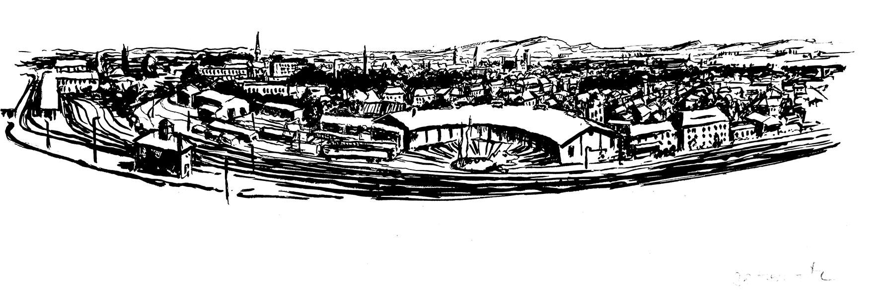 Zittau Panorama