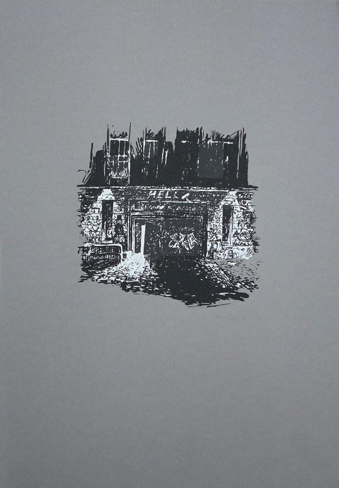 Berghain, Hölle, Teufel mit den drei goldenen Haaren, Grimms Märchen